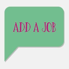 add a job