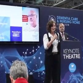 Dementia Care & Nursing Home Expo 2018 – Sue Brewin, Raj Kapoor speech (video)