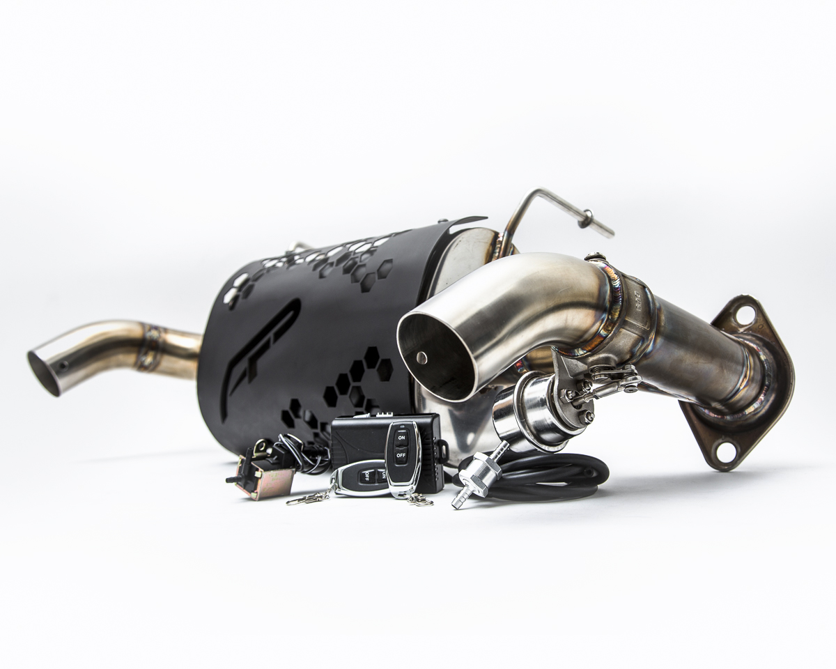 new agency power valved exhaust system released polaris rzr xp 1000 agency power