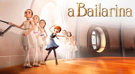 Filme A Bailarina entra em pré-estreia em mais de 100 salas de cinema