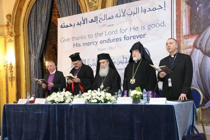 XI Assemblea Mecc Amman