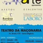 Espetáculo de arte espírita em Belo Horizonte