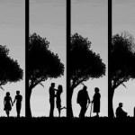 Entre o início e o final havia o caminho