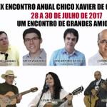 IX Encontro Anual Chico Xavier realizado em Guaxupé – MG