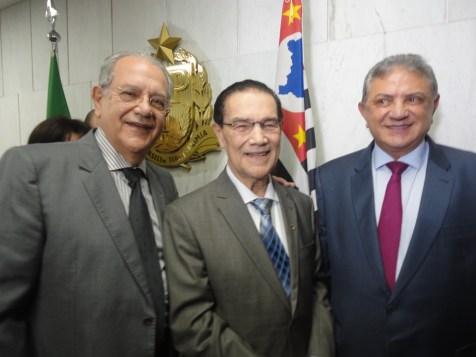ALESP - Perri, Divaldo, deputado Ramalho