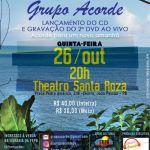 """Show """"Grupo Acorde"""", João Pessoa-PB"""