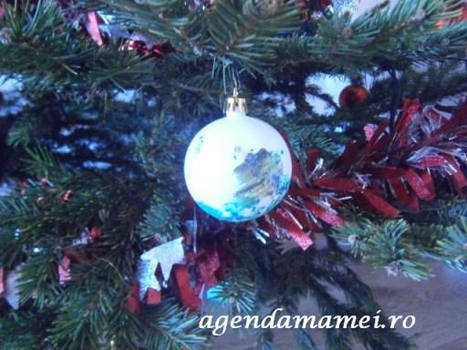 glob decorat