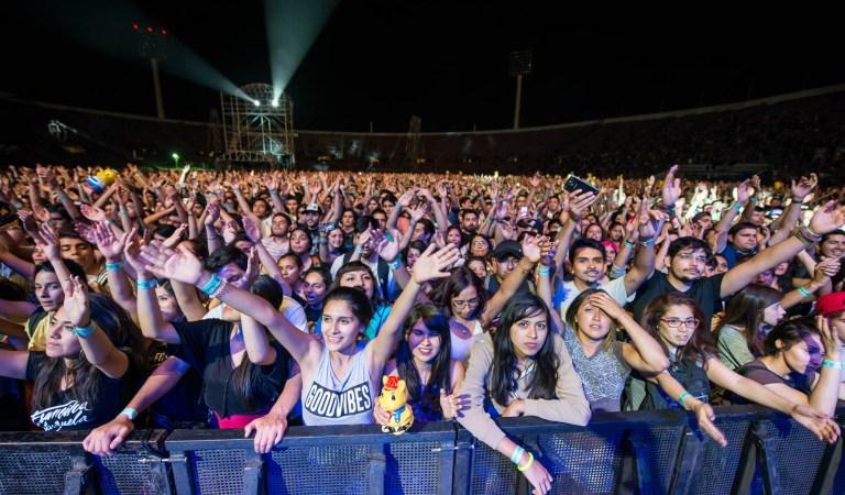 Horarios de La Cumbre de la Música Chilena: 12 de enero