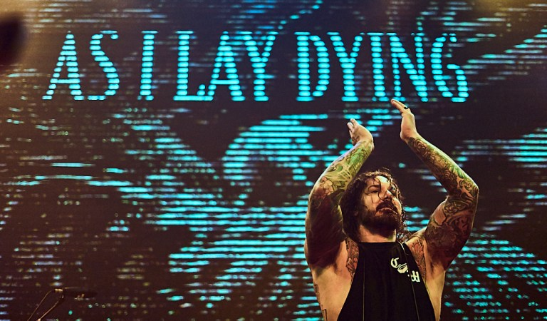Fotos de As I Lay Dying en Blondie: 12 de Septiembre