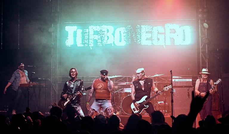 Fotos de Turbonegro en Blondie: 13 de Septiembre