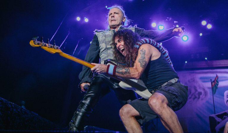 Iron Maiden en el Estadio Nacional: Un clásico que no decepciona