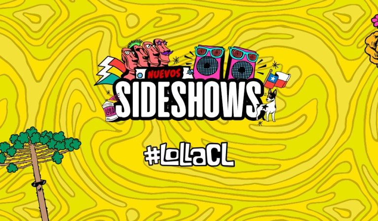 LP, A Day to Remember, Micro TDH y Pánico anuncian sideshows de Lollapalooza Chile 2020