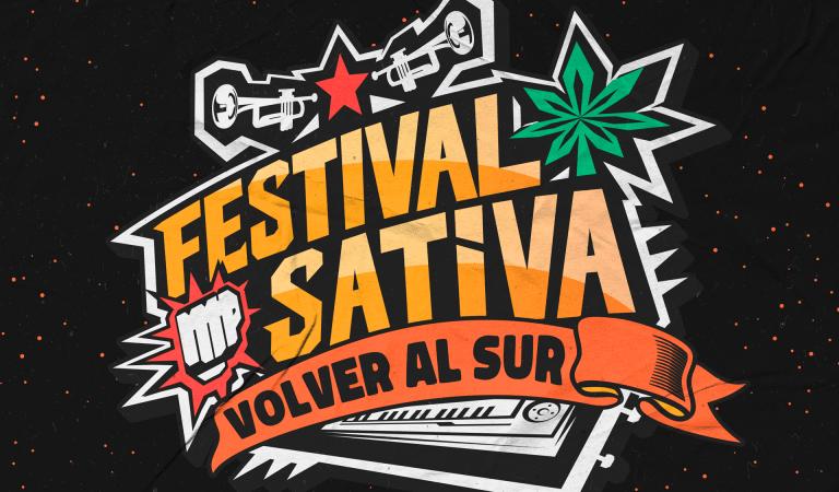 Festival Sativa anuncia show presencial con grandes artistas en Concepción
