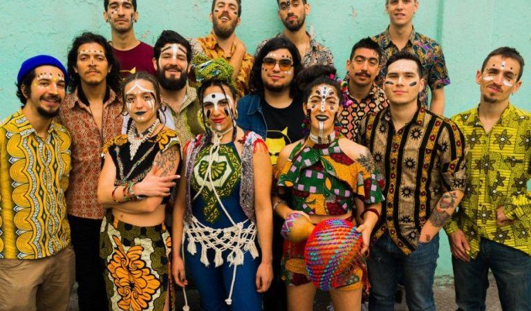 Aldo Gómez de Newen Afrobeat: «El afrobeat es canción protesta, más allá de lo bailable que sea»