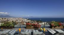 Grand Hotel Parkers Napoli
