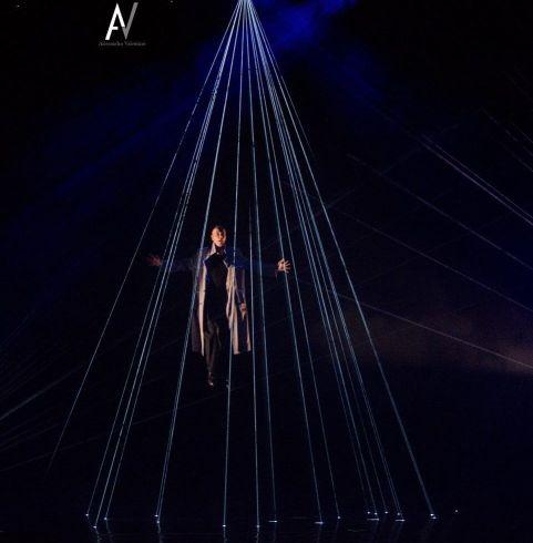 """Arturo Brachetti in tour in Italia con """"Brachetti che sorpresa !"""" Una sfida tra incanto e illusionismo: cento personaggi in un solo spettacolo."""