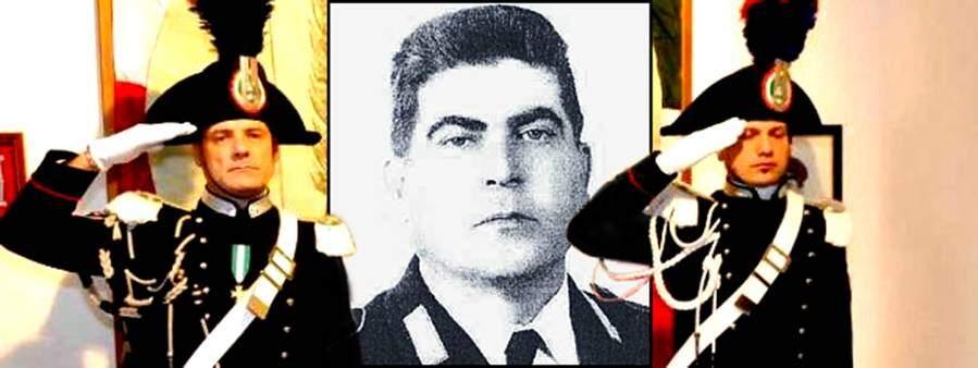 La storia del carabiniere avellinese Carmine Della Sala, morto in servizio durante una rapina l'11 gennaio 1973