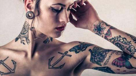 Tatuaggio più una passione che una moda