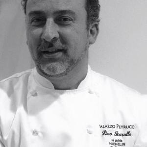 Chef Lino Scarallo