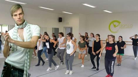 Un corso di Hip Hop con Roberto Procaccini