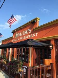 Avellino's Italian Restaurant Fairfield