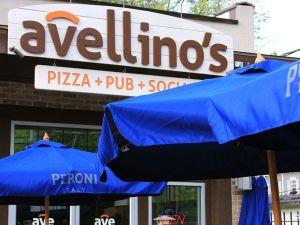 Avellino's pizzeria brook haven