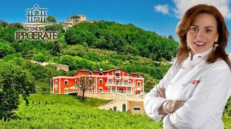 La Chef Antonella Iandolo