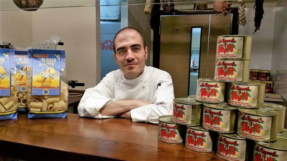 A tavola da min con lo chef antonio natale - A tavola con lo chef ...