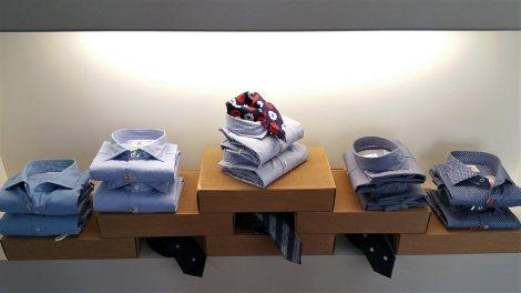 Camicie sartoriali Gigi 21 via Verdi ad Avellino