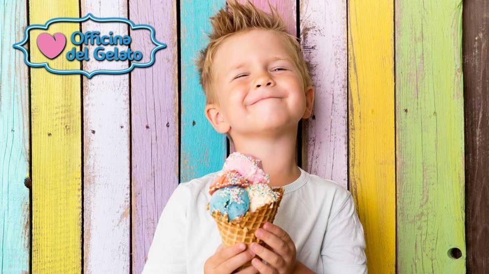 Apre ad Avellino l'Officina del gelato