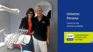 Loredana Schiavone e Pasquale Tirone