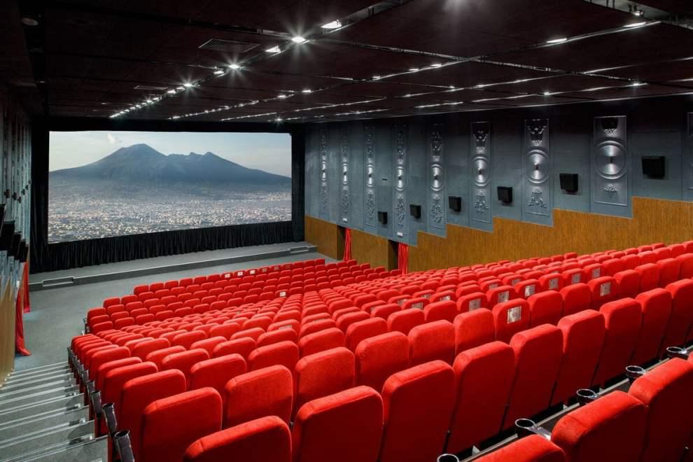 cinema napoli