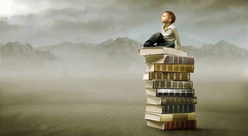 """""""Nessun uomo è un'isola, ogni libro è un mondo"""" (Gabrielle Zevin)"""
