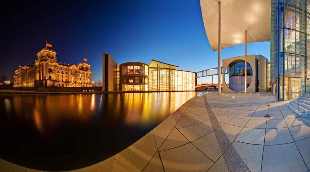 Palazzo del Reichstag Berlino