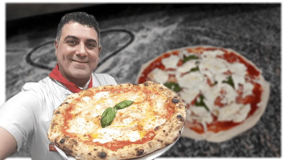 Filippo Testone pizzaiolo