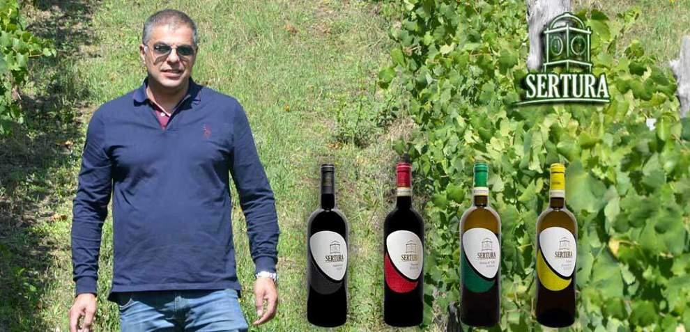 Giancarlo Barbieri vini Sertura