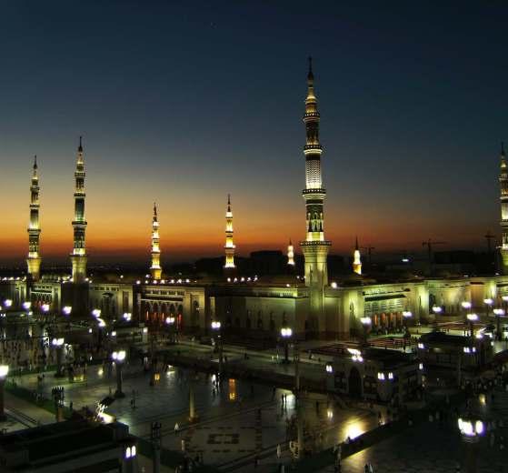 Medina Arabia Saudita