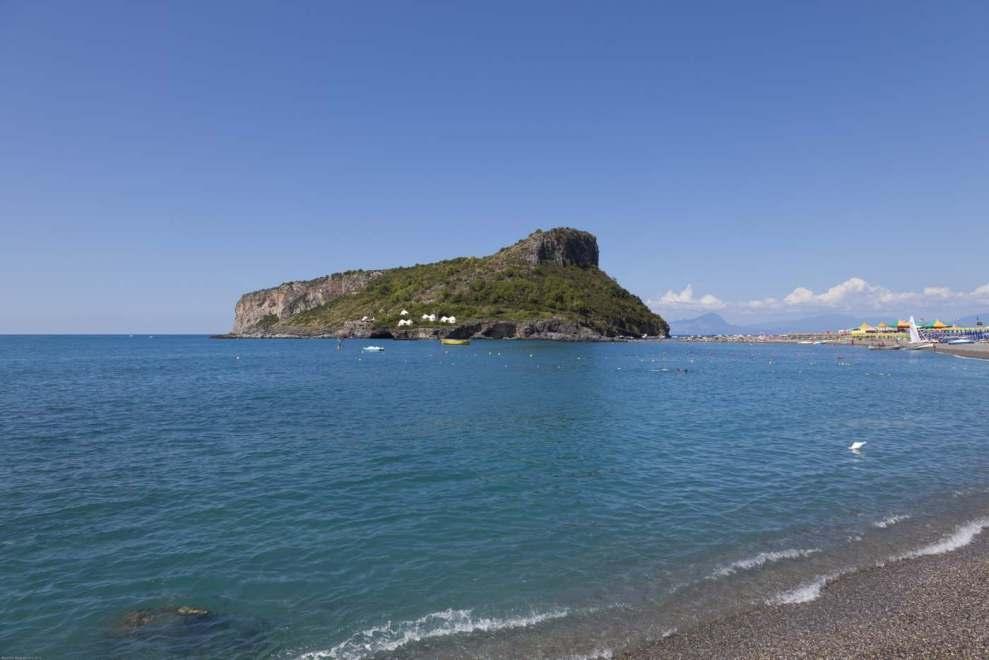 Praia a Mare in calabria