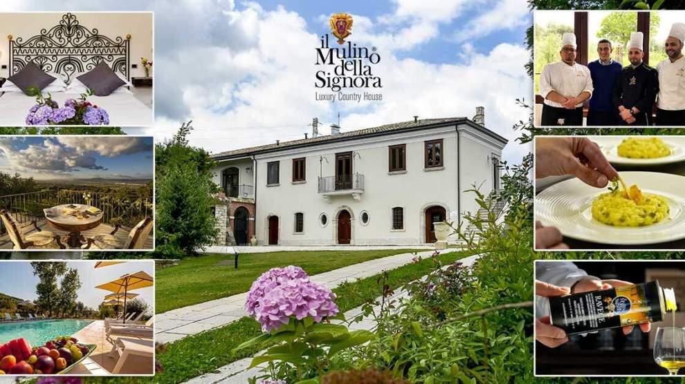 Il Mulino della signora, agriturismo in provincia di Avellino