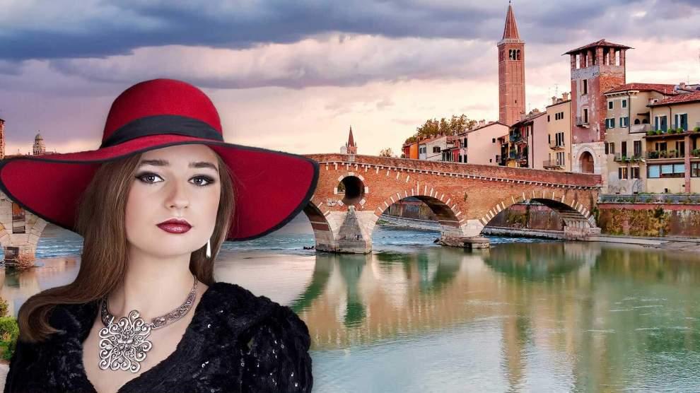 In giro per mercatini a Verona