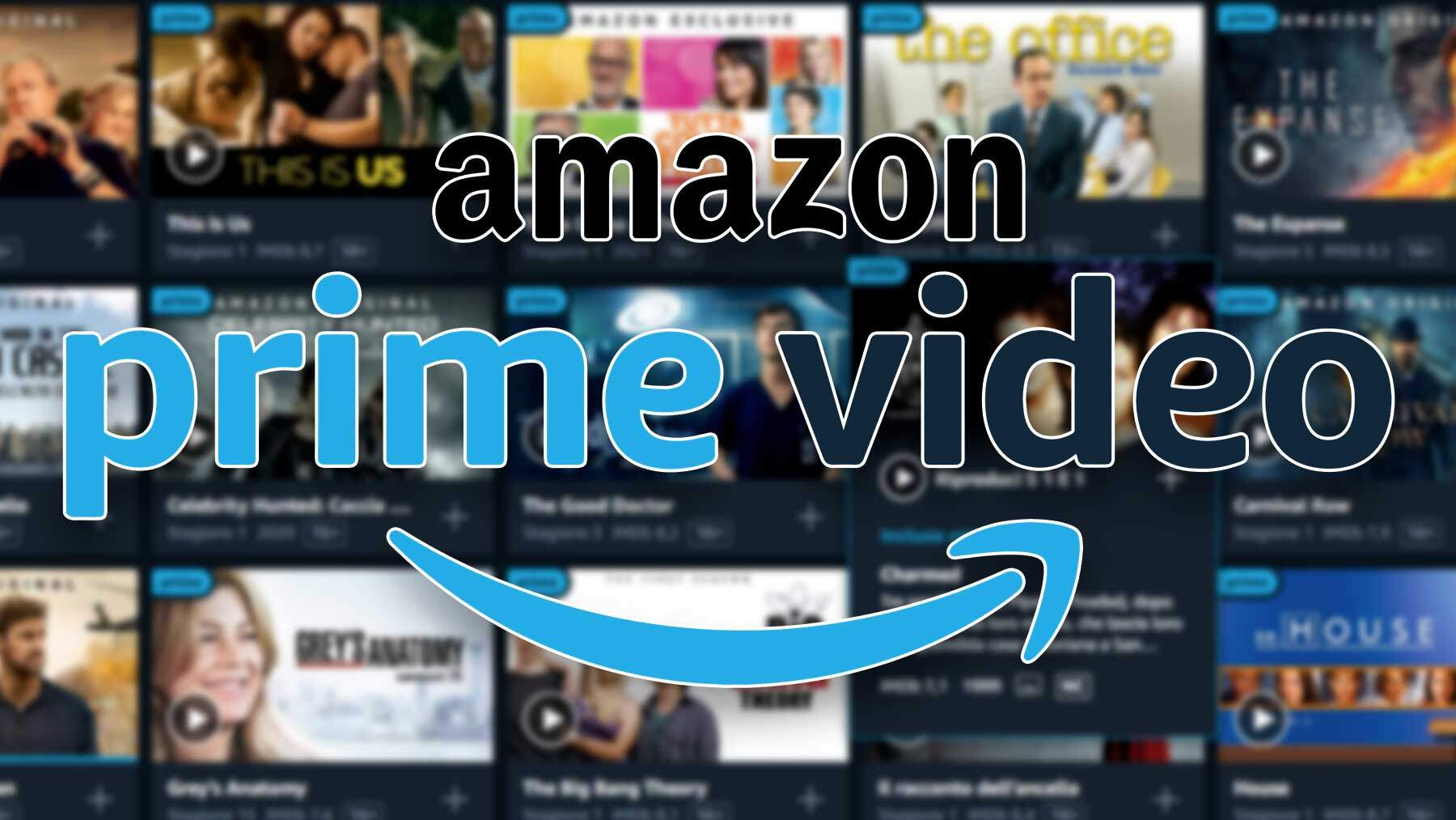 Serie Tv Amazon Prime Video