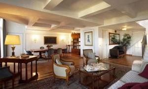 Grand Hotel Parkers Napoli