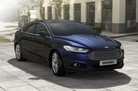 Nuova Ford Mondeo 2015