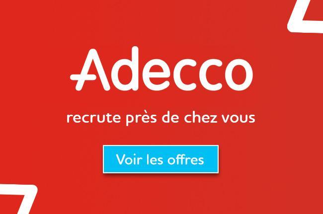 Adecco Tunisie RECRUTE