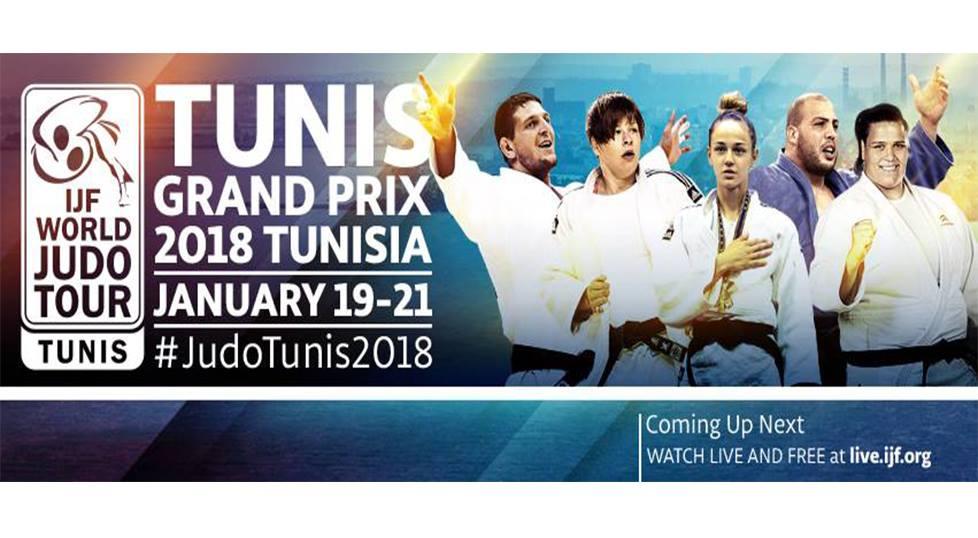 Tunis judo Grand Prix 2018