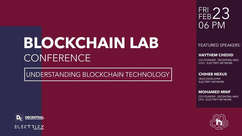 Blockchain Lab Conference