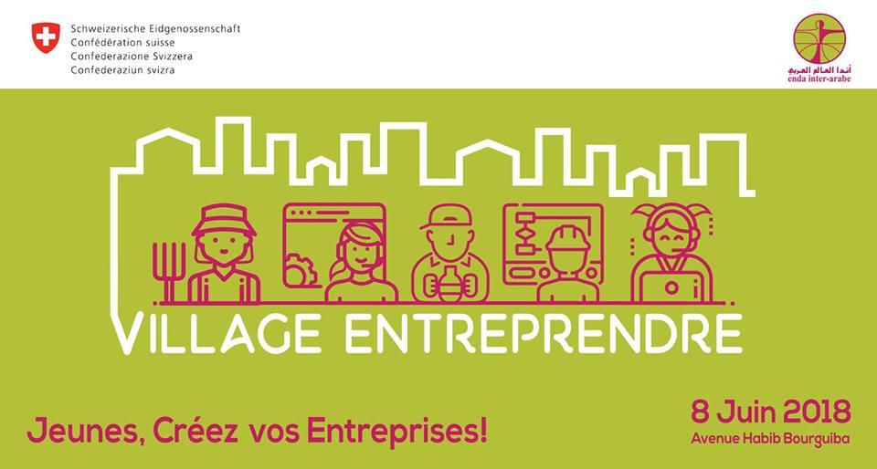 Célébrons la clôture du projet « Village Entreprendre » ! :)