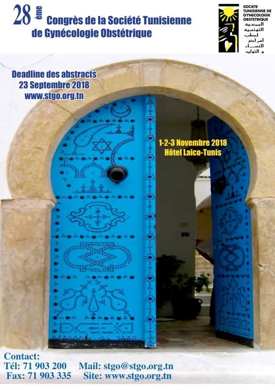 28ème Congrès de la Société Tunisienne de Gynécologie Obstétrique