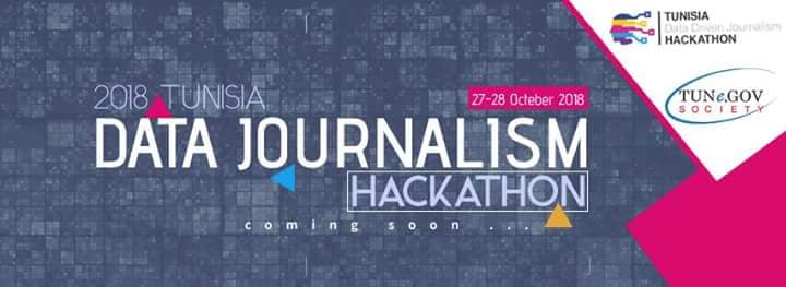 2018 Tunisia Data Journalism Hackathon