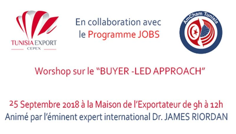WORKSHOP : BUYER -LED APPROACH